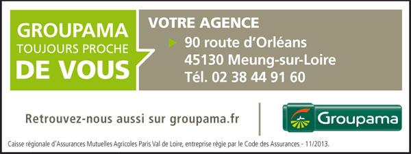 Groupama Meung Sur Loire Carte De Visite